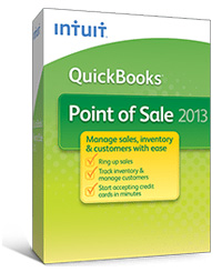 QuickBooks POS by Revel